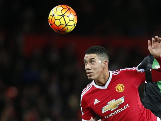 Manchester United's Chris Smalling has urged his side to show some of their fighting spirit in the FACup match against Shrewsbury Town.