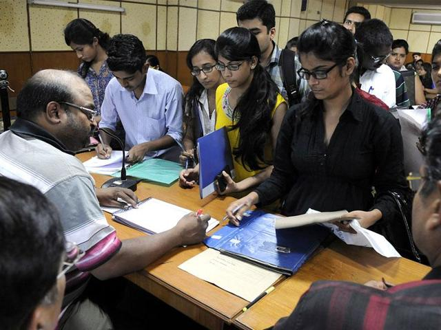 The SC students would be provided free education in the government colleges in MP.(HT file)