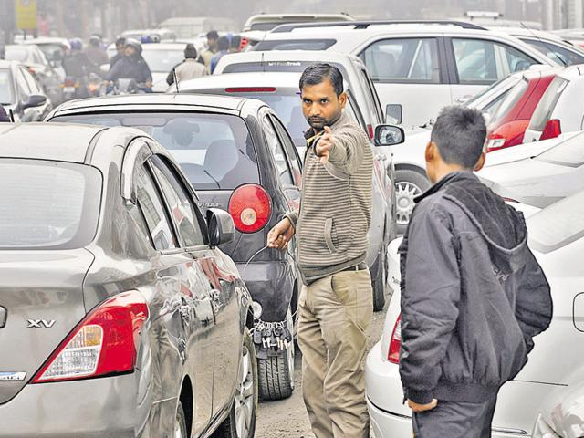 Residents say the new tariff are costlier as they park vehicles for short durations.