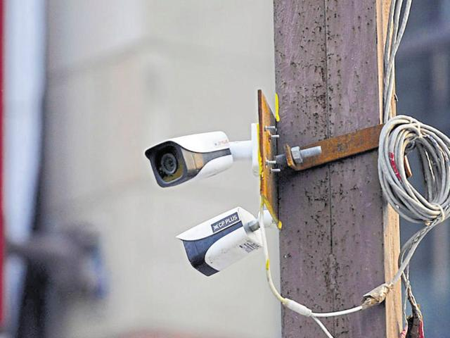 CCTV cameras' installation at some Class 12 exam centres has provoked charges of discrimination and bad faith.