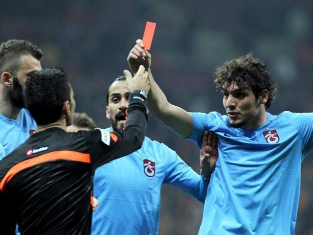 Turkish football league,Galatasaray vs Trabzonspor,Salih Dursun