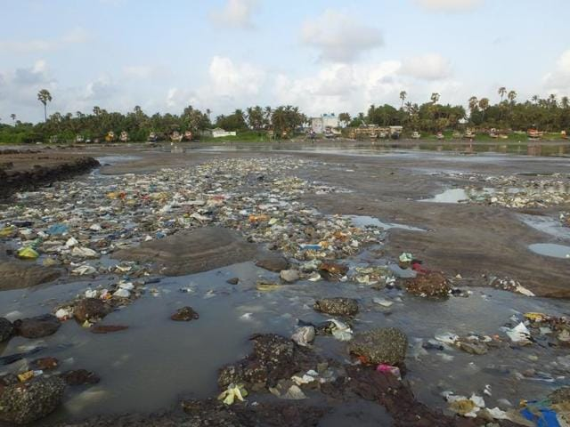 A three-month-long rapid assessment study of beach litter at 10 beaches in and around Mumbai has revealed that plastic is the most common and heaviest litter at the beaches at 126.38kg, which comprised 30% of all litter, followed by 69.85kg of cloth litter.