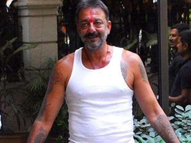 A Mumbai restaurateur will offer a special culinary delight -- named 'Chicken Sanju Baba' -- free of charge to all patrons and fans to celebrate Bollywood actor Sanjay Dutt's release from prison on Thursday.