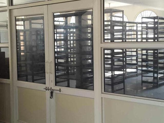 Nabha district library,Parkash Singh Badal,Bhai Kahan Singh Nabha Rachna Vichar Manch.