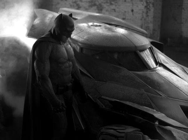 It does come in black, Mr Wayne.