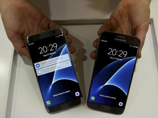Sources suggest Samsung's newly announced flagship duo are expected to launch in India sometime in March