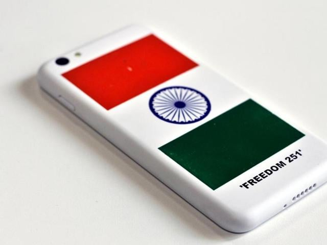 Saklecha said that as many as 25 lakh cellphones would be delivered to customers between April and June.