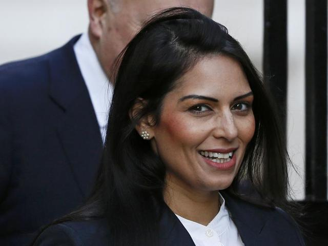 Britain's Minister of State for Employment Priti Patel has been one of the biggest proponents of Britain's exit from the EU.