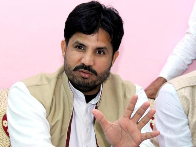 Amrinder Singh Raja Warring,All India Youth Congress,Congress