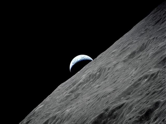 The noises reportedly were heard in May 1969 by the Apollo 10 astronauts as they circled the Moon, months before the first astronauts stepped foot on the lunar surface on July 21 that same year.