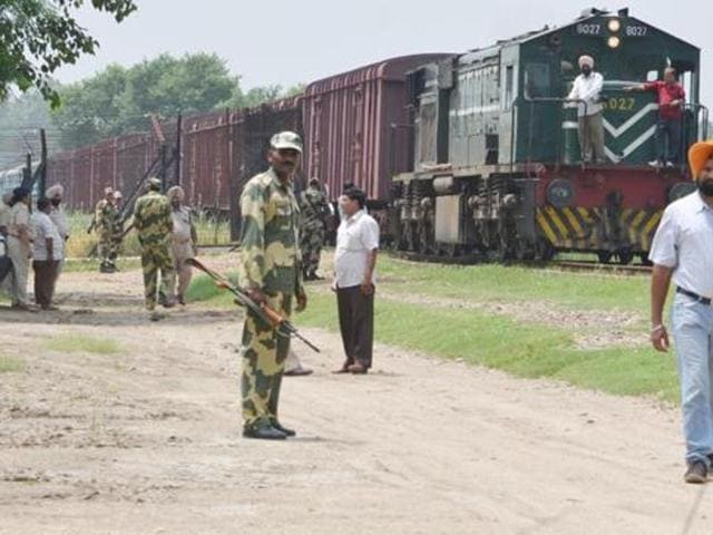 The operation of Samjhauta Express -- a train service between Inida and Pakistan -- which has been suspended due to the protests in Haryana, will be resumed from Thursday.