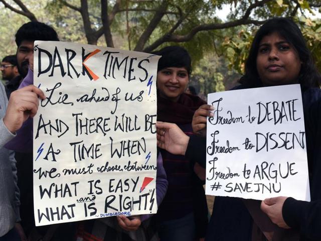 JNU protests,Sedition case,Delhi police report