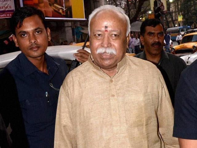 RSS supremo Mohan Bhagwat,Non-political committee,Haryana