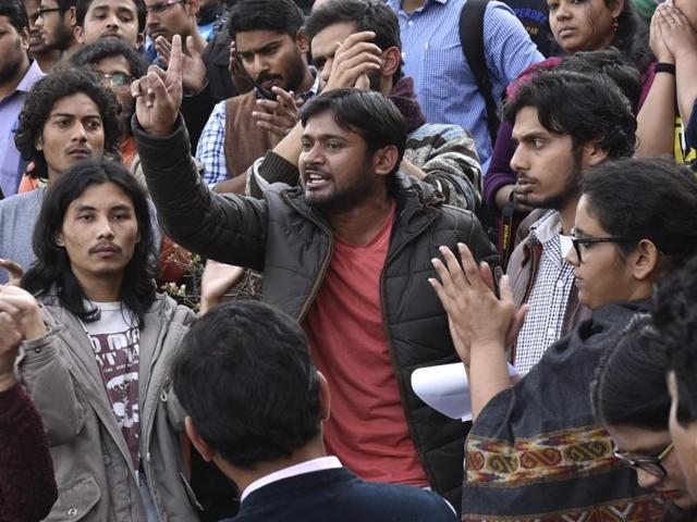 JNUStudents' Union president Kanhaiya Kumar was charged with sedition and criminal conspiracy based on video footage that appears to be doctored. The footage was aired by a television news channel.