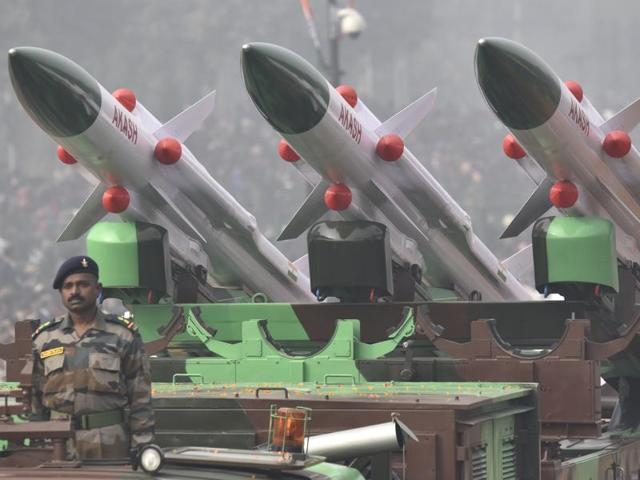 To get rid of the tag of the world's biggest importer, India is betting on its Make in India plan in the defence sector.
