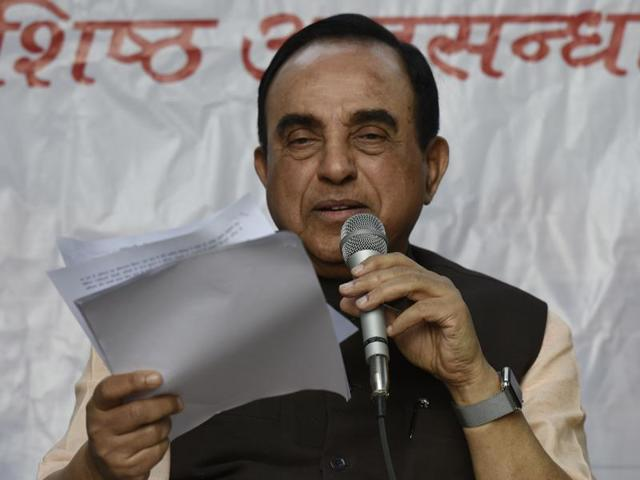 "Senior BJP leader Subramanian Swamy on Monday  demanded that JNU be ""purified"" by shutting it down for four months to weed out ""communists, jihadists and LTTE people""."