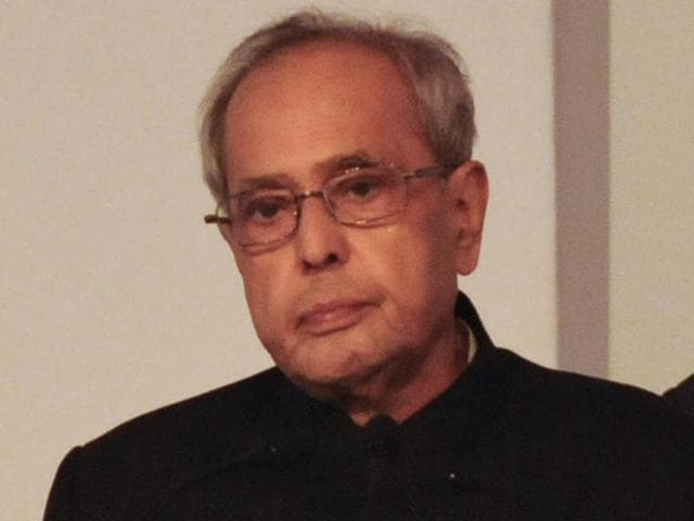 Addressing a joint sitting of Parliament, President Pranab Mukherjee said the government has taken several steps to improve the country's economic environment.