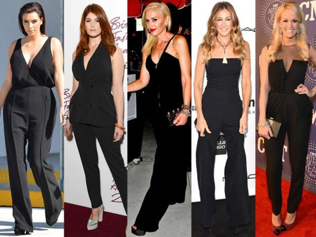 Ladies! Forget about your dresses and get glam in a different silhouette - the jumpsuit! We tell you how to ace this hot spring trend.