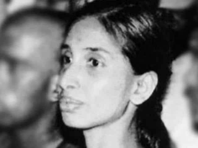 Nalini Sriharan, undergoing life imprisonment in the Rajiv Gandhi assassination case, has sought parole to enable her to attend the funeral of her father, jail sources said on Tuesday.