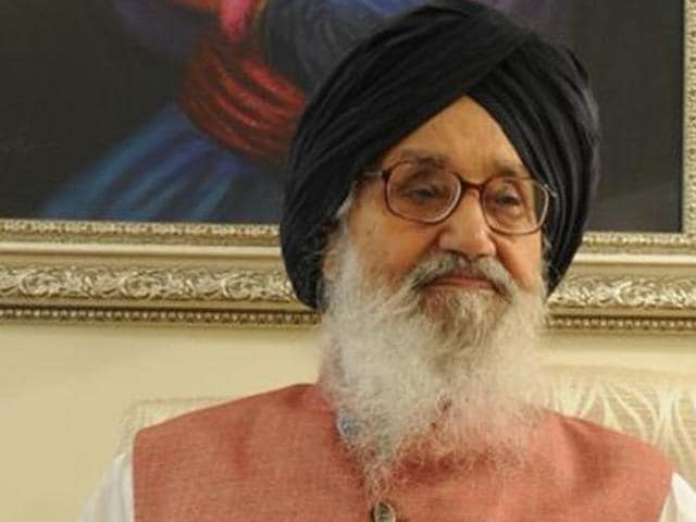 Punjab and Haryana high court,Punjab CM,Parkash Singh Badal