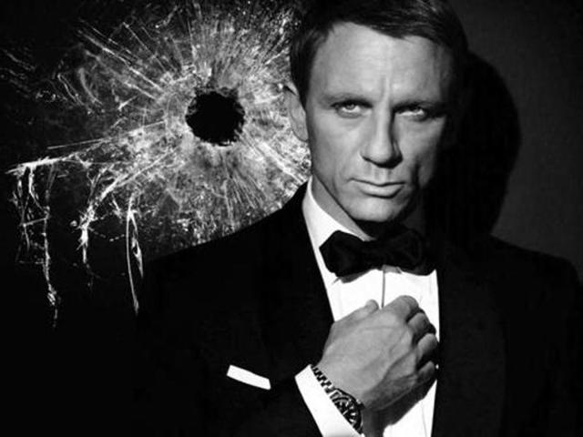 Daniel Craig is giving up the tux.