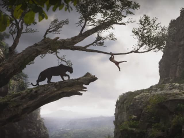 The Jungle Book,Jon Favreau,Mowgli
