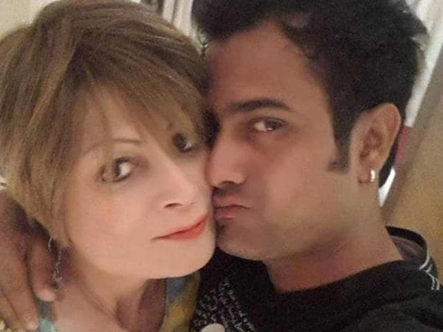 Bobby Darling and Ramneek Sharma have had a steady relationship for a long time.