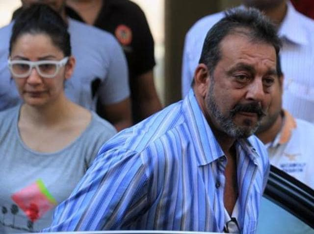 It would come as a relief for the Dutt family, which has undergone the ordeal of seeing Sanjay Dutt walk in and out of police stations.