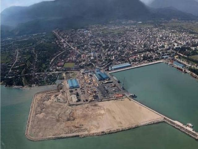 Chabahar Port,India-Iran relationship,India-Iran joint ventures