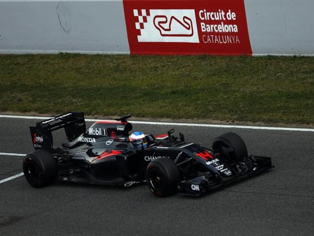 McLaren had a terrible last season as they ended ninth of ten teams. REUTERS/Sergio Perez(REUTERS)
