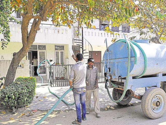 Jat agitation,Haryana Urban Development Authority,DLF City