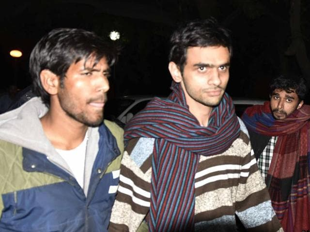 JNU row,Umar Khalid,JNU agitation