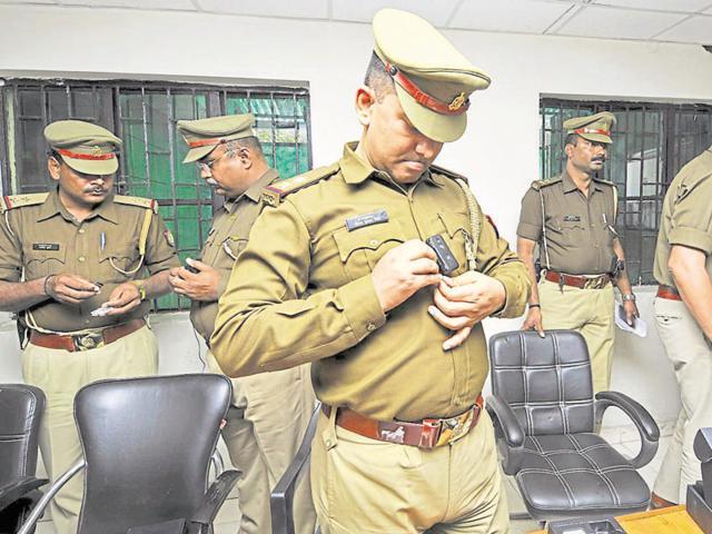 Kiran Sivakumar,police investigation,Gautam Budh Nagar