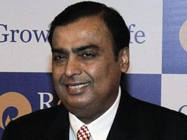Mukesh Ambani richest Indian