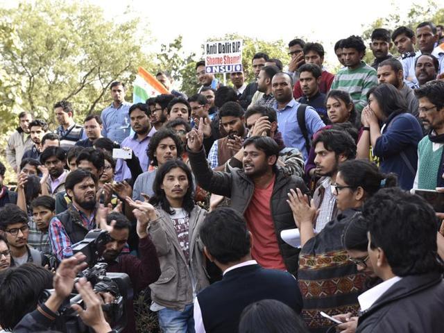 Freedom of SPeech,JNU row,NDA government freedom of speech