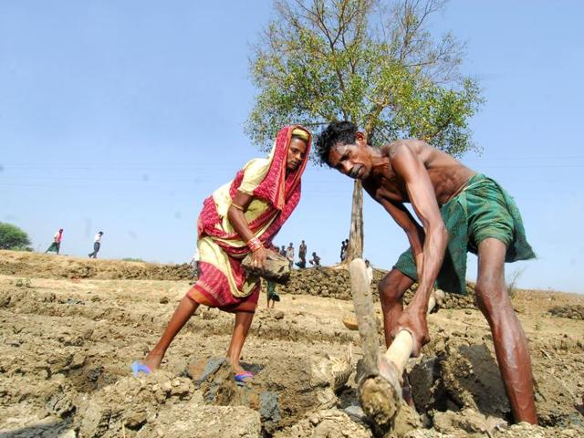 Mahatma Gandhi National Rural Employment Guarantee Scheme,Samarthan,MP rural development department