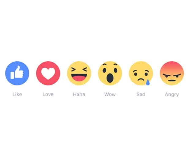 Facebook,Reactions,Like