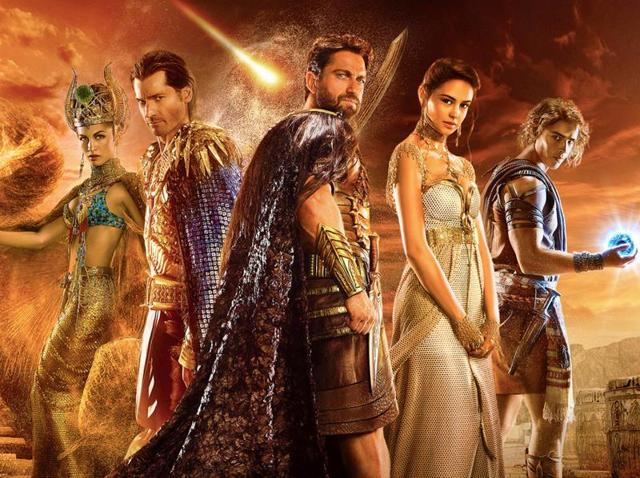 Gods Of Egypt,Gods Of Egypt Review,Movie Review