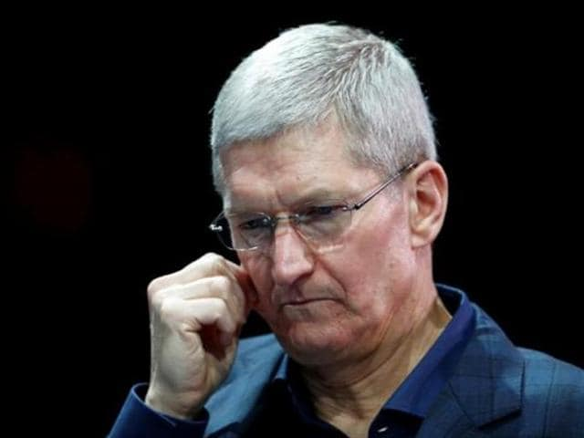 """Tim Cook said that it would be """"bad for America"""" if Apple complies with the FBI's demand for help unlocking an encrypted iPhone"""