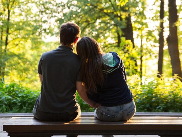 Couples who communicate well and have sex more frequently are more satisfied, the study found.