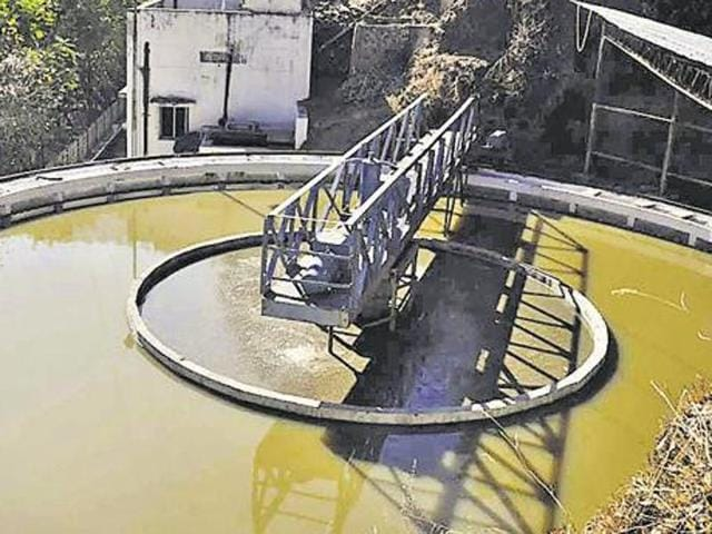 The court observed that Rs 99.45 lakh was due to the sewage treatment plant contractor as of January 31 this year and directed the irrigation and public health department not to release the due amount.