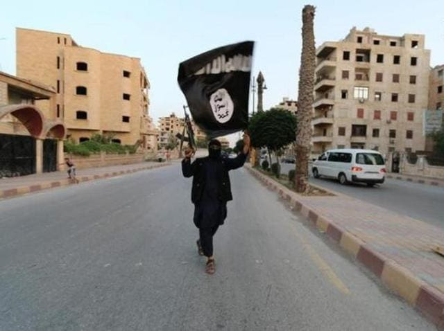 In the 25-minute video, the IS claim they are fighting back against efforts by the social media giants to wipe their platforms of accounts promoting terrorism