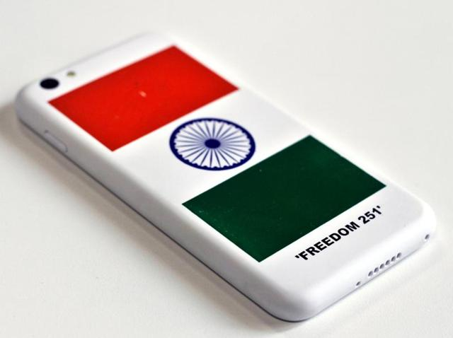 Freedom 251,Ringing Bells,cheapest smartphone
