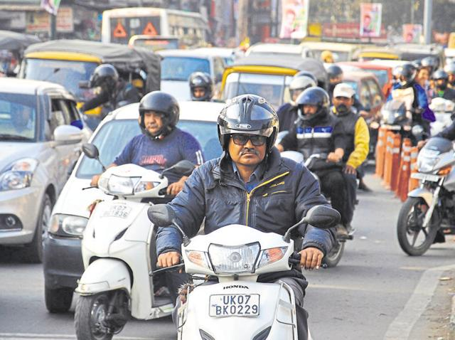 Dehradun,Uttarakhand,Traffic