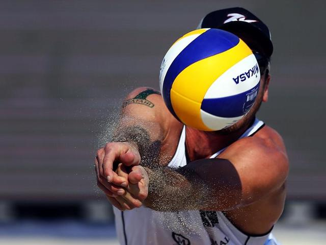 Fault lines in the Volleyball Federation of India (VFI) came to the fore as the second season of the India Volleyball League was announced here on Wednesday.