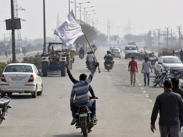A news report in an English daily on Wednesday had claimed that vehicles with women were reportedly stopped on the National Highway-1 near Murthal on Monday morning.
