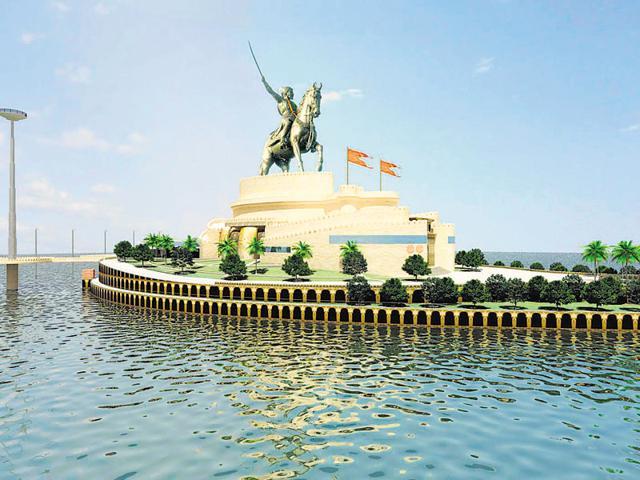 Chhatrapati Shivaji,Memorial,Maharashtra