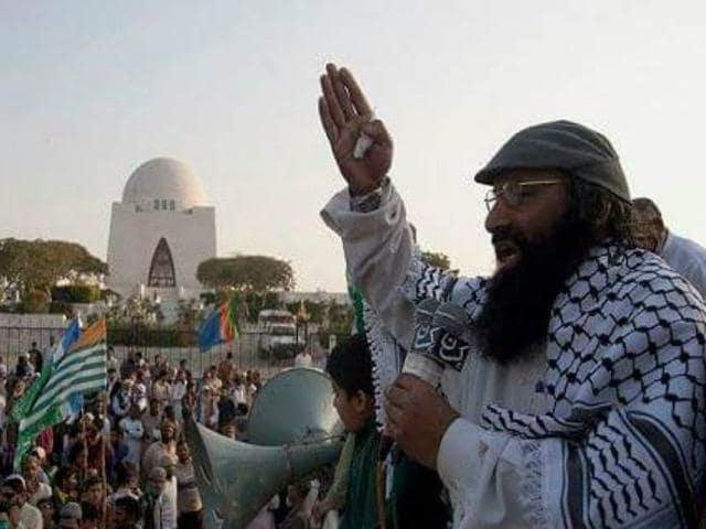 Papmore attack,Srinagar attack,Syed Salahuddin