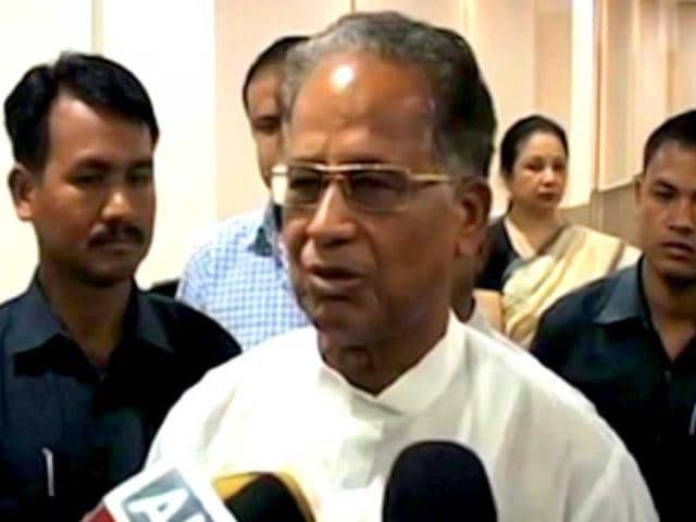 """Congress leader and chief minister Tarun Gogoi said a poll pact with non-BJP parties """"is always a possibility""""."""