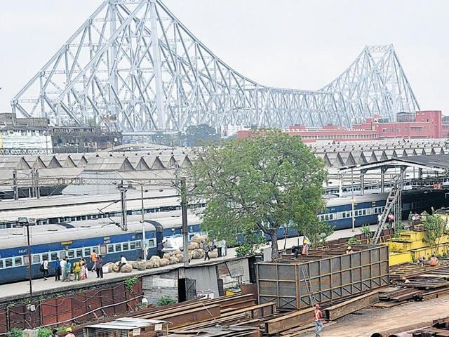 East-West Metro project work will start soon at Howrah station.